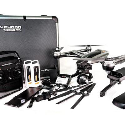 tienda drones yuneec q500 4k