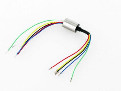 cable colores cámara Yuneec