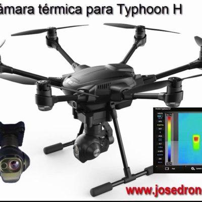 typhoon H térmica