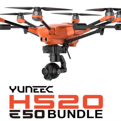 Yuneec H520 con E50
