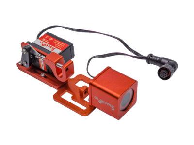 Módulo liberación carga + cámara