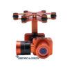 cámara splashdrone 3 4k impermeable