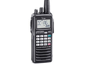 ICOM IC-A6 emisora radiofrecuencia
