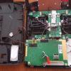 Reparación emisora dron