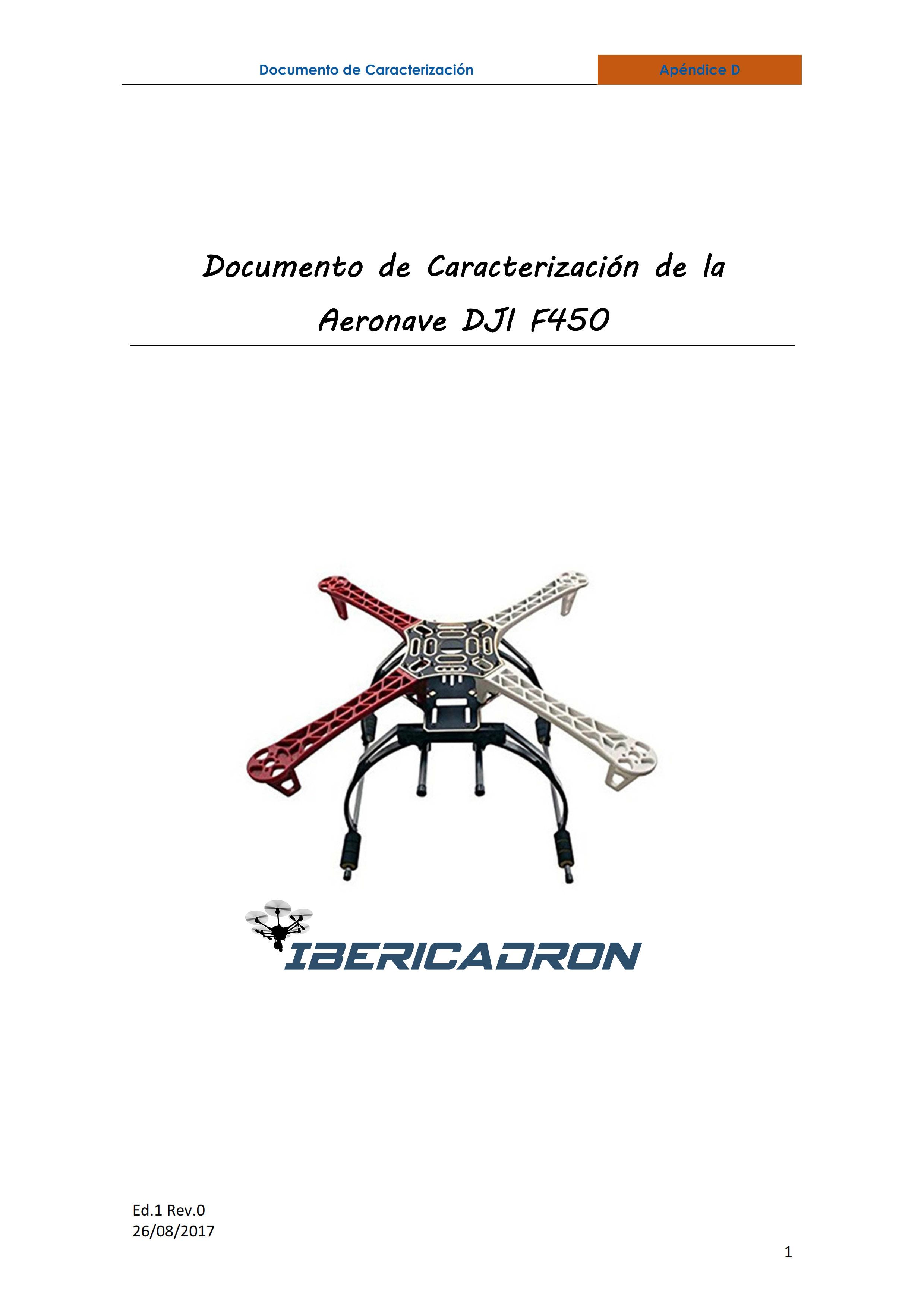 Documentación operador drones AESA