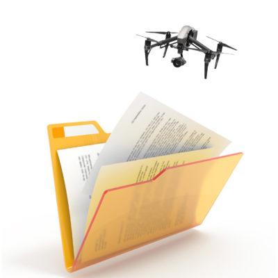 Alta operador drones