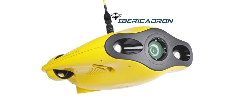 dron acuático gladius mini