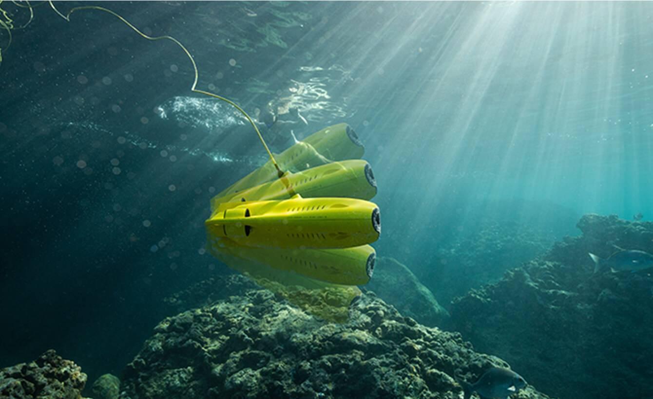 precio Gladius mini dron acuático