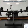 Anclaje cámara de agricultura para dron tipo DJI Matrice 210 o Inspire 2