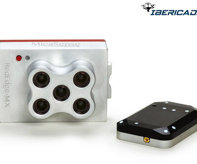 Micanse RedEdge MX, Cámara para agricultura de precisión con drones