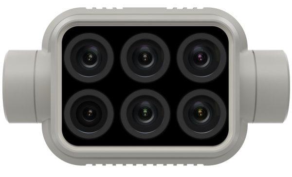 cámara multiespectral