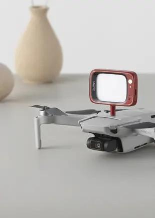 Adaptador accesorios Mavic mini