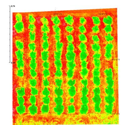 Curso agricultura de precisión cálculo de alturas