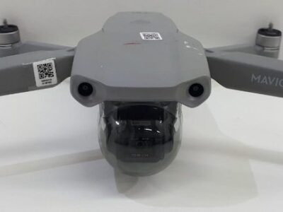 DJI Mavic Air 2 parte frontal