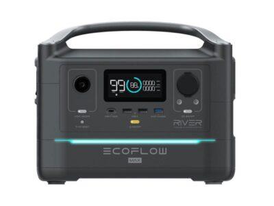 cargador portátil ecoflow river max