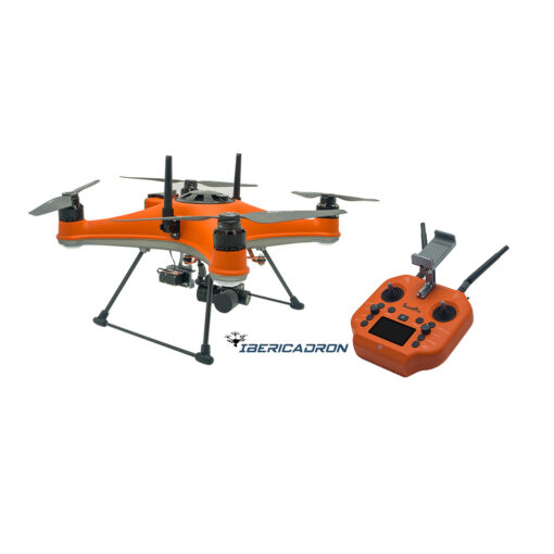 dron pesca