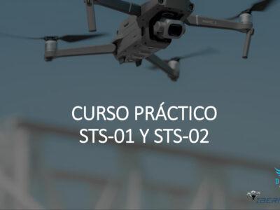 precio curso práctico de drones