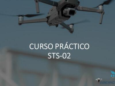 precio Curso práctico drones STS 02